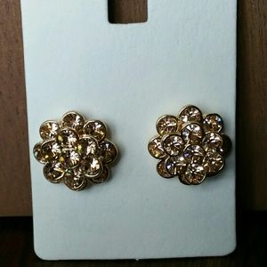 Jewelry - Brand New Rose Gold Earrings